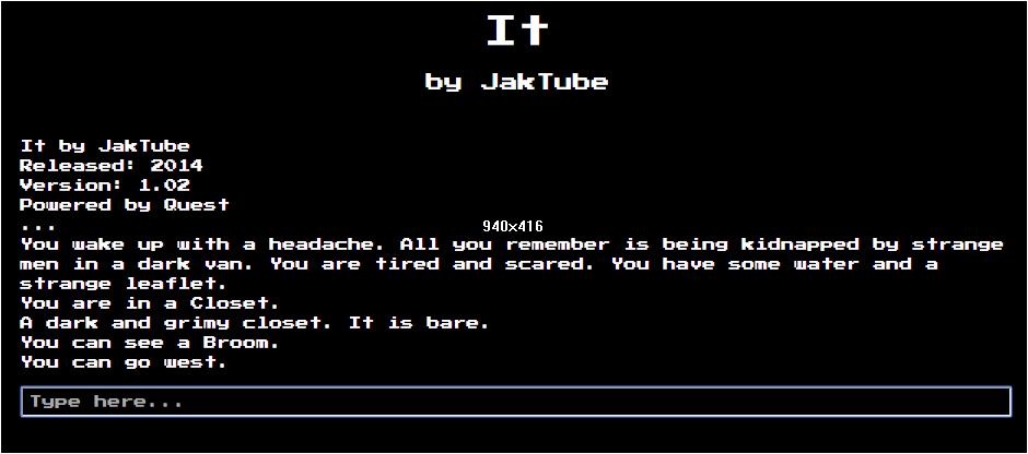 It (jaktube)