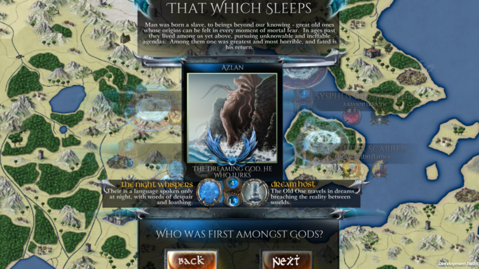 That Which Sleeps (King Dinosaur Games)