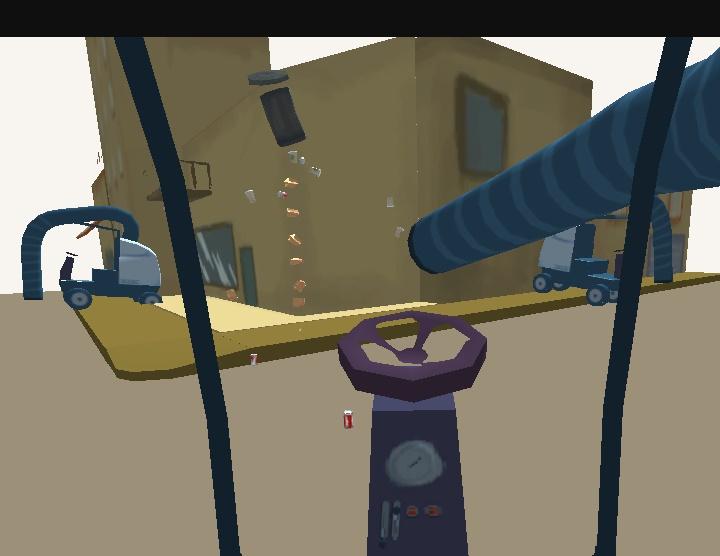 7DFPS vacuum