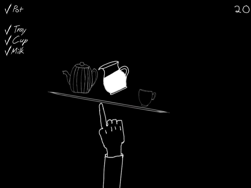 Tea Serving Simulator