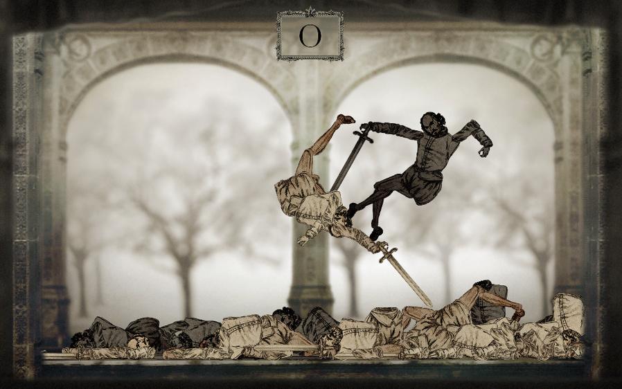 Shakespearean Puppet Deathmatch