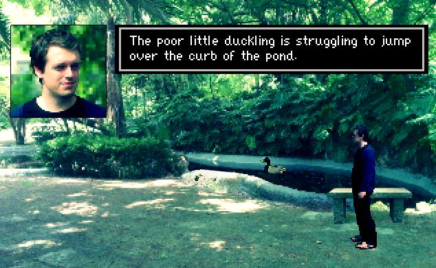 A Date In The Park (Cloak And Dagger Games)
