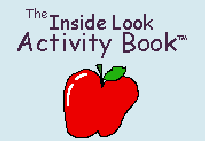 Inside Look Activity Book