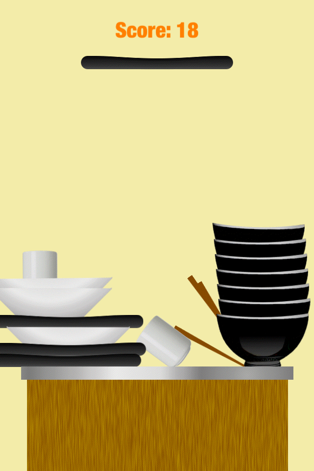 Stacking Dishes