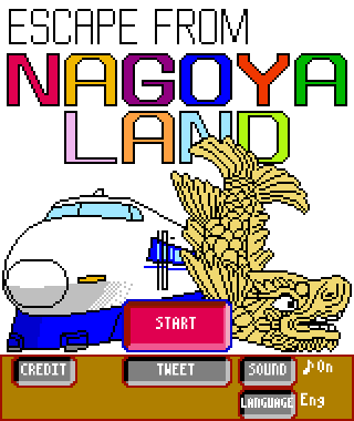 Escape from Nagoyaland
