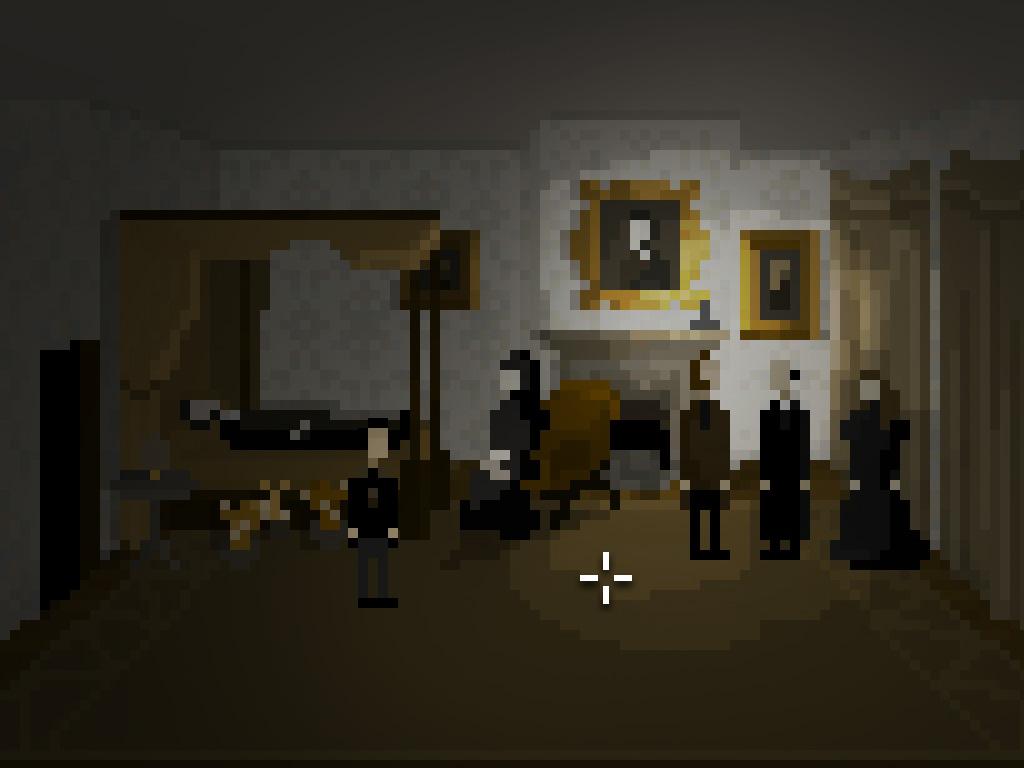 The Last Door (The Game Kitchen)