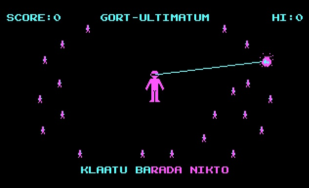 Gort Ultimatum