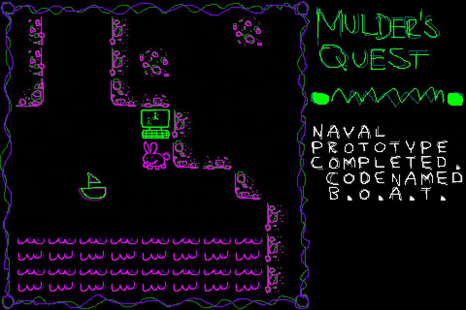 Mulder's Quest