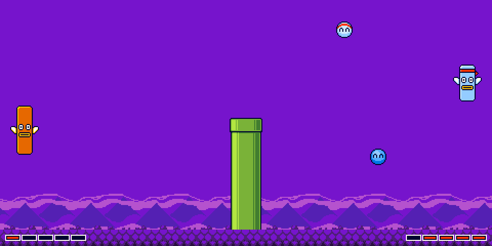 Flappy Pong