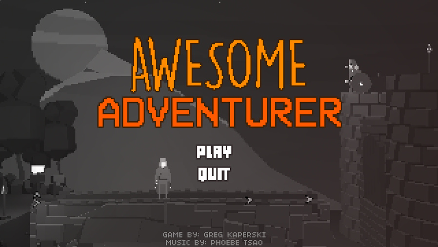 Awesome Adventurer
