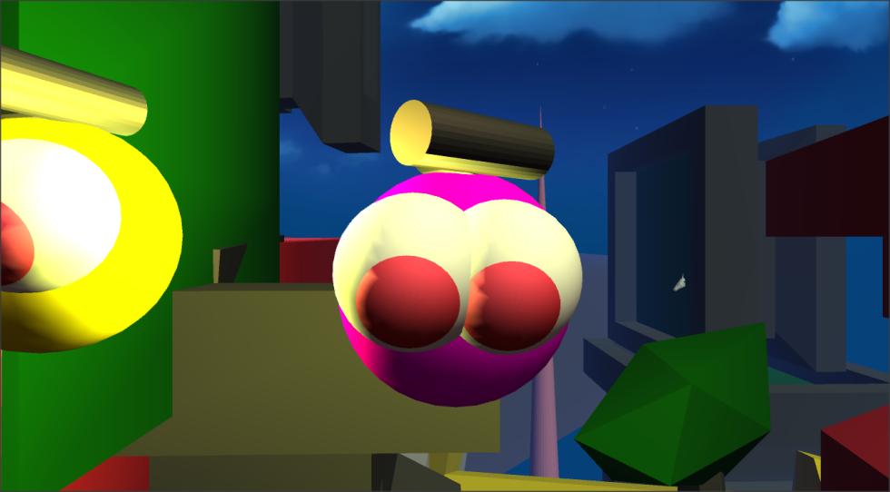 Floaty Ball