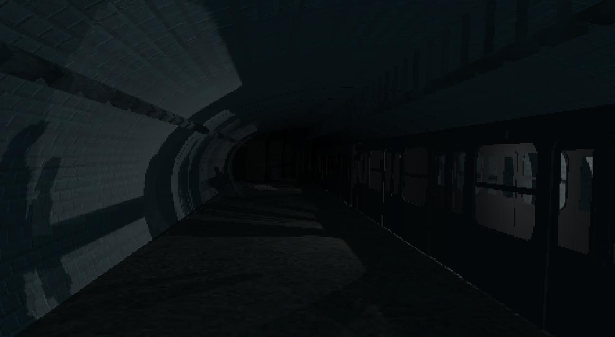 station fantôme