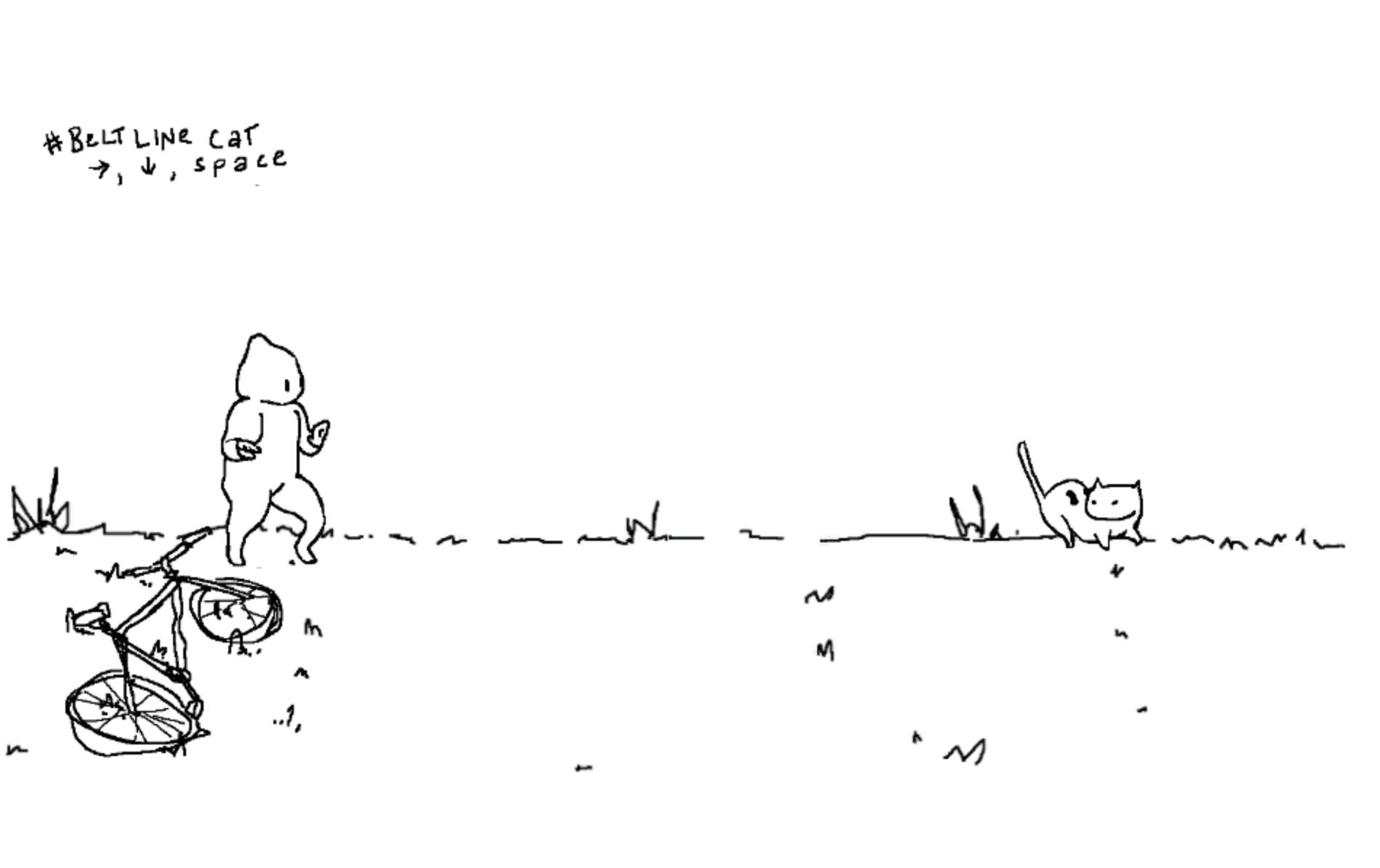 Beltline Cat