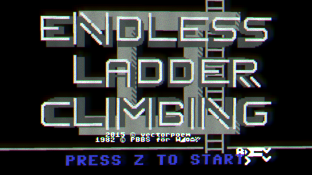 Endless Ladder Climbing 2