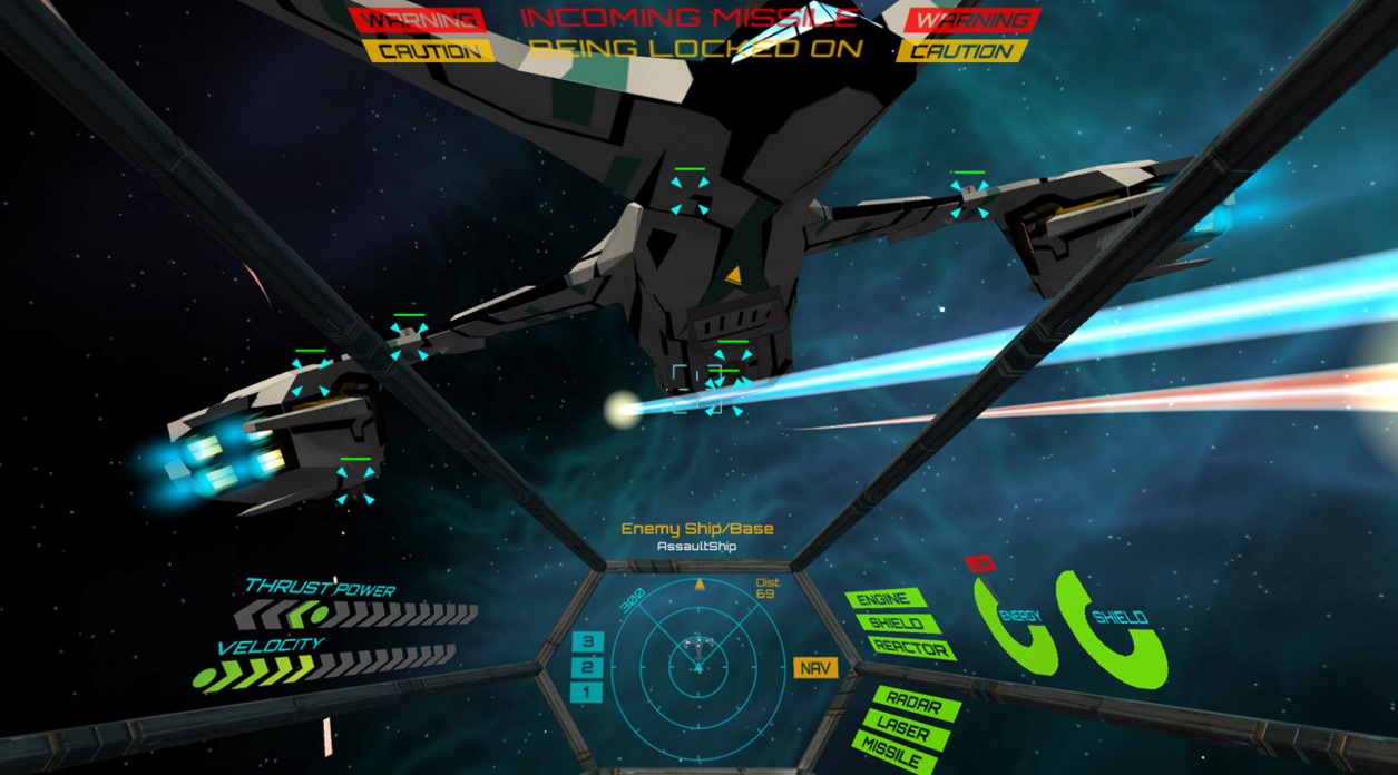 Star Raptor (Y310Games)
