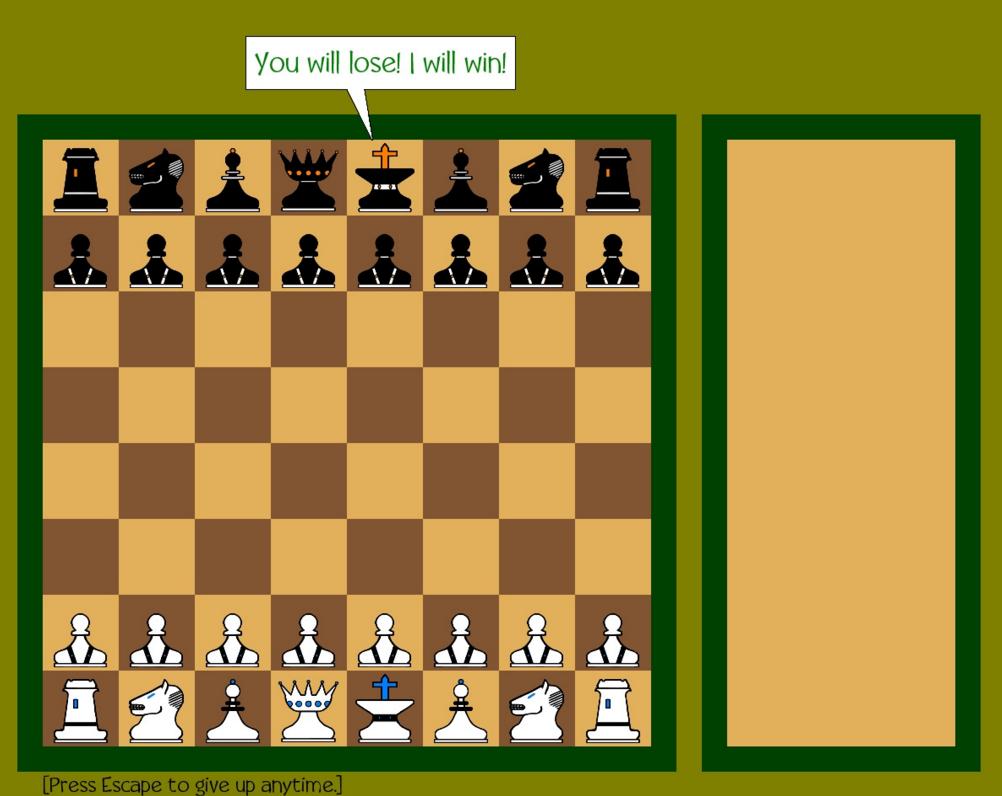 You Lose Chess (Jens Bojaryn)