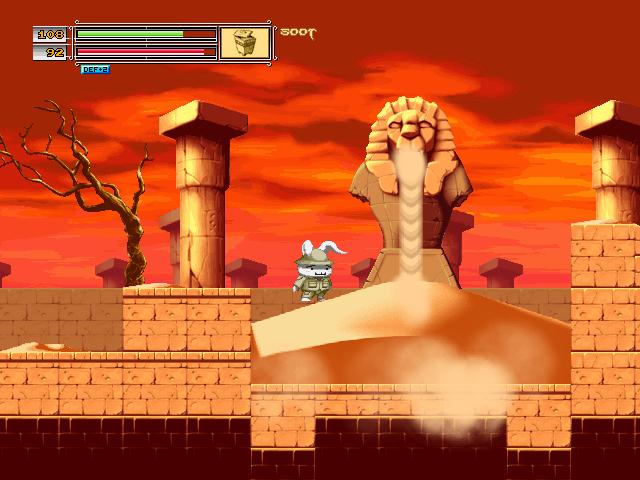 Pharaoh Rebirth
