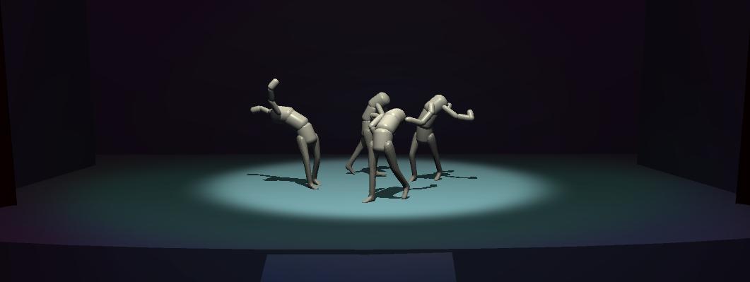 An Evening of Modern Dance