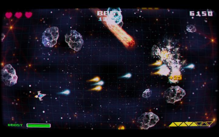 AsteroidX (Davit Masia)