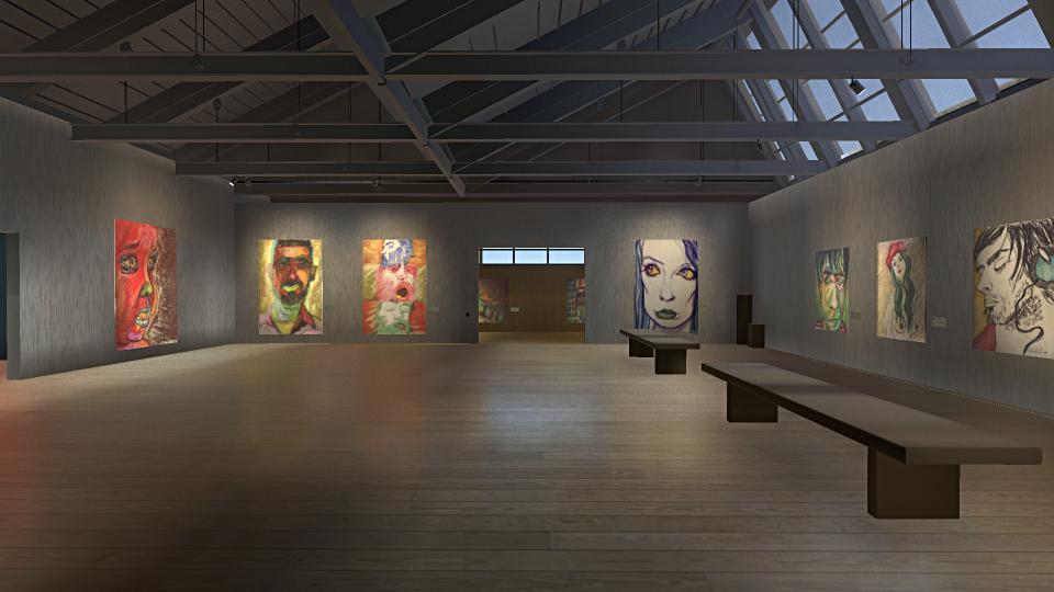 FACES Virtual Art Gallery