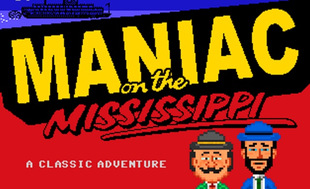 Maniac on the Mississippi