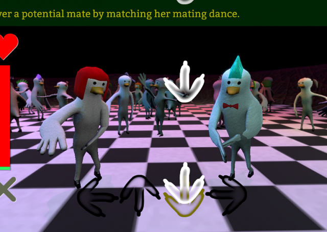 A Gentlebird's Guide to Dating and Mating