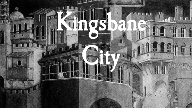 Kingsbane City (Jody Macgregor)