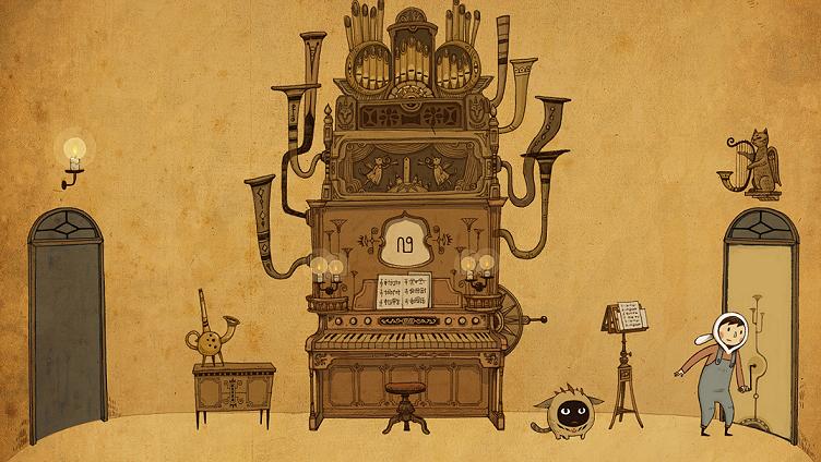 LUNA - The Shadow Dust: A Point & Click Puzzle Adventure (Lantern Studio)