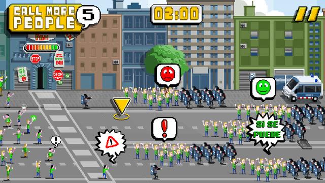 Stop Evictions (Pixel de Troya)