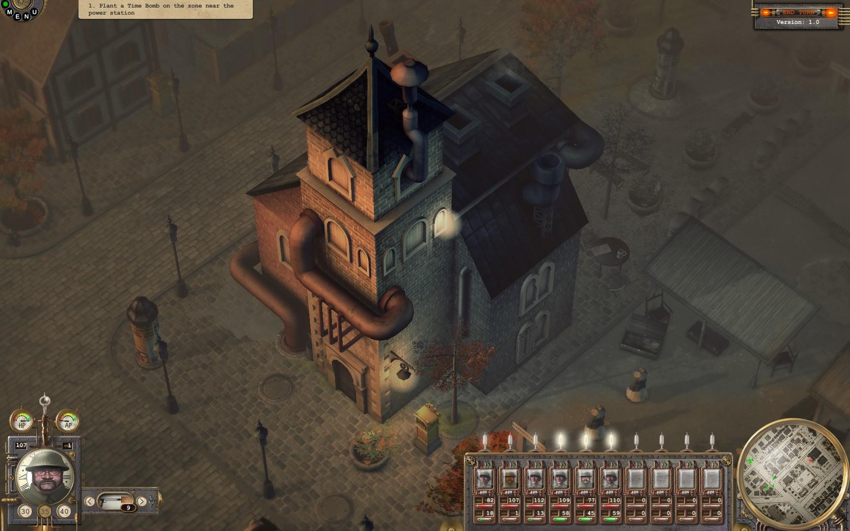 Steam Squad (Bretwalda Games)
