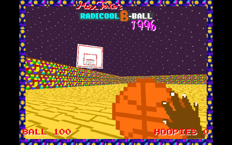 Max Tato's Radicool B-Ball 1996