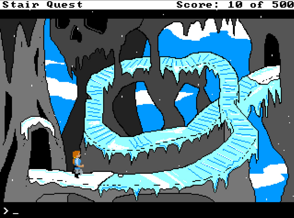 Stair Quest: Special Edition (No More For Today Productions)