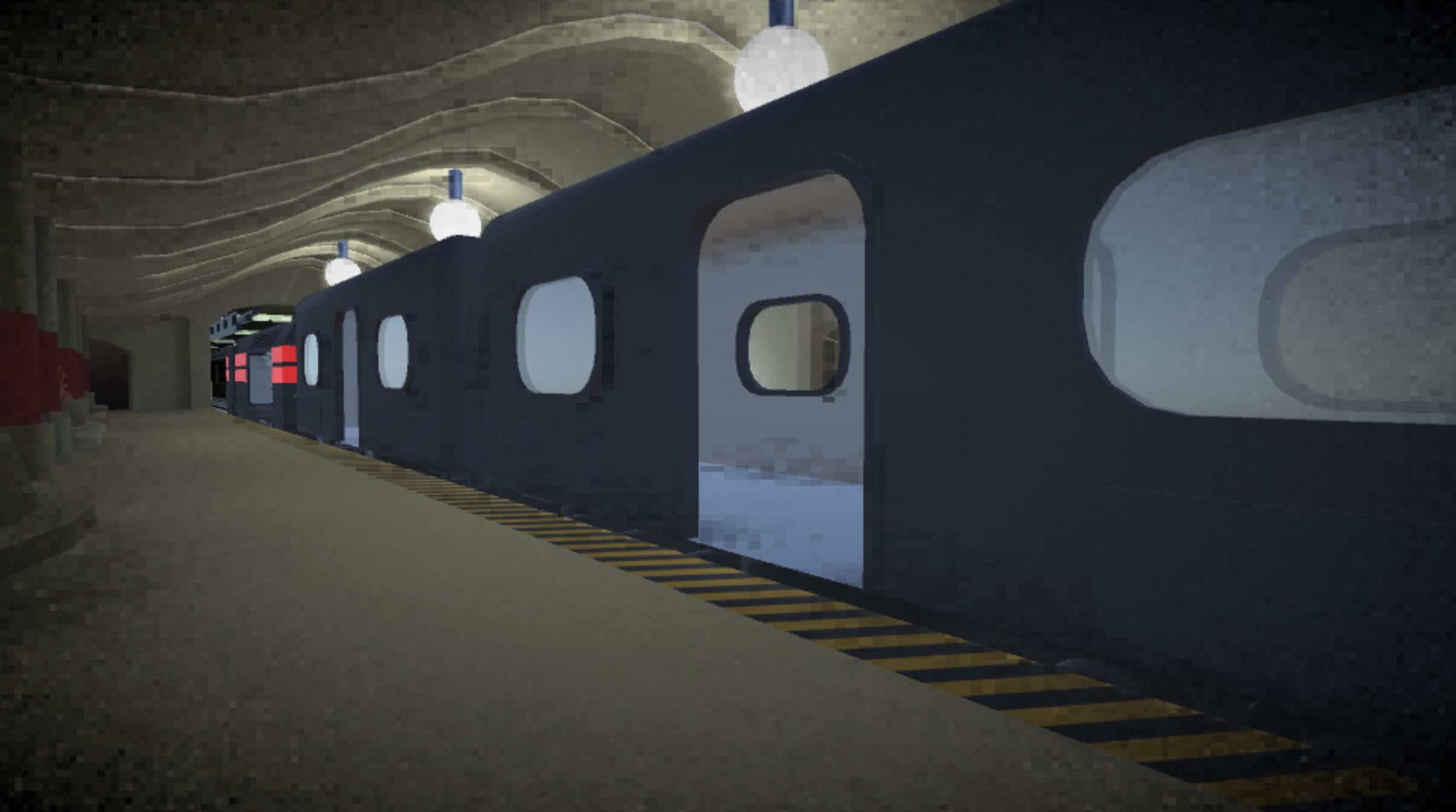Metro Mori