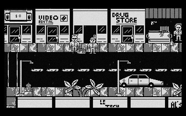 1-bit gangster