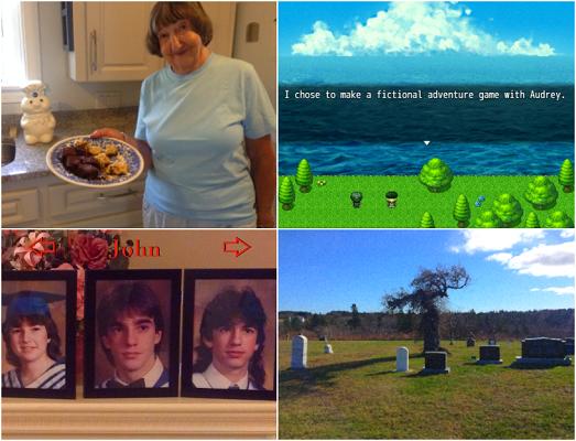 Granny Games (Chad Comeau)