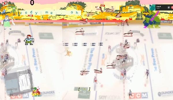 hockey hijinks