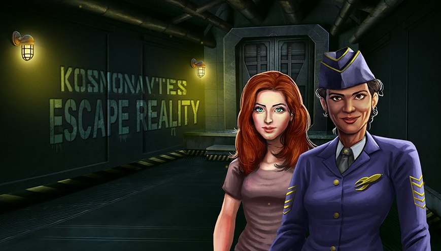 Kosmonavtes: Escape Reality (LKMAD)