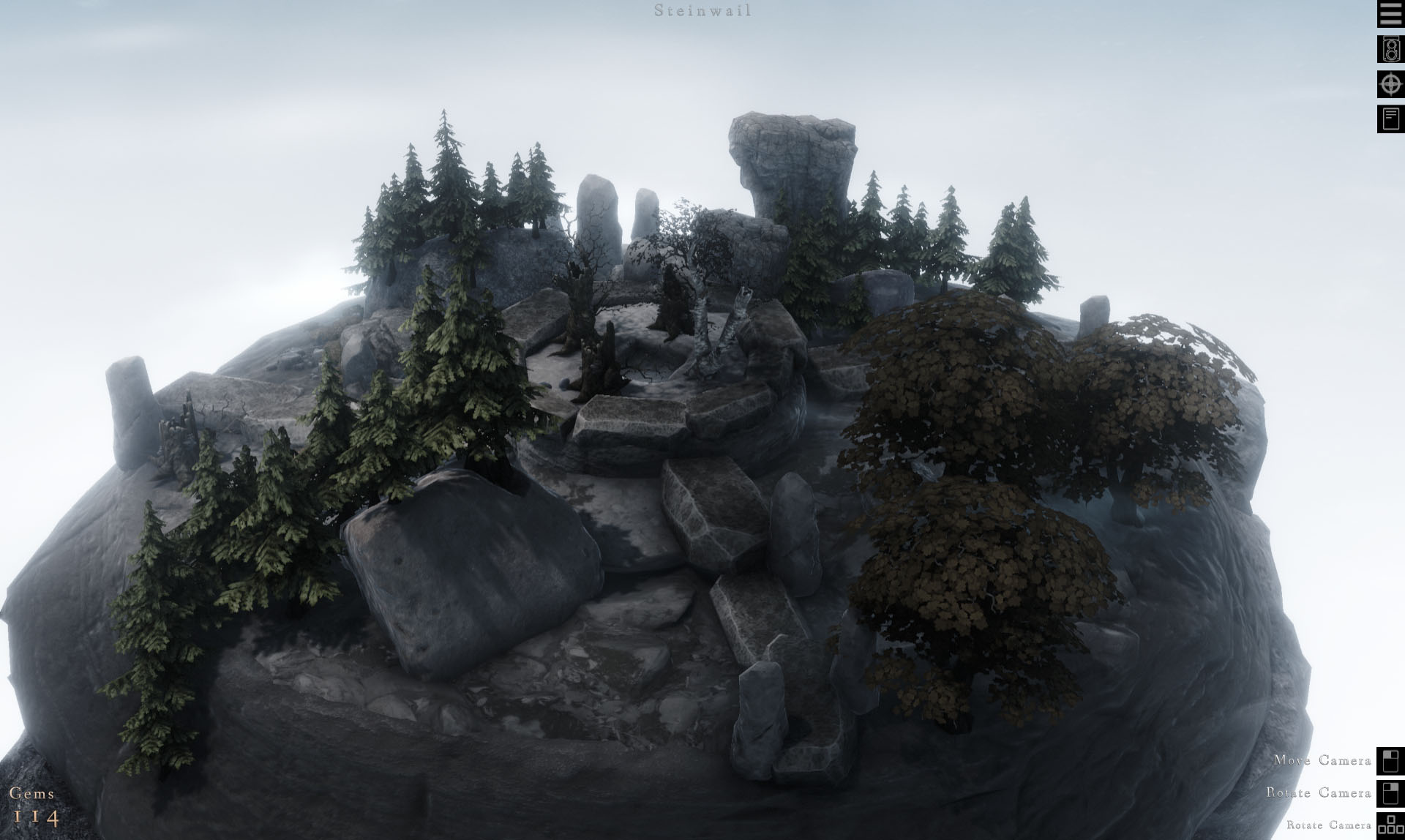 Quiet as a Stone (Distant Lantern)