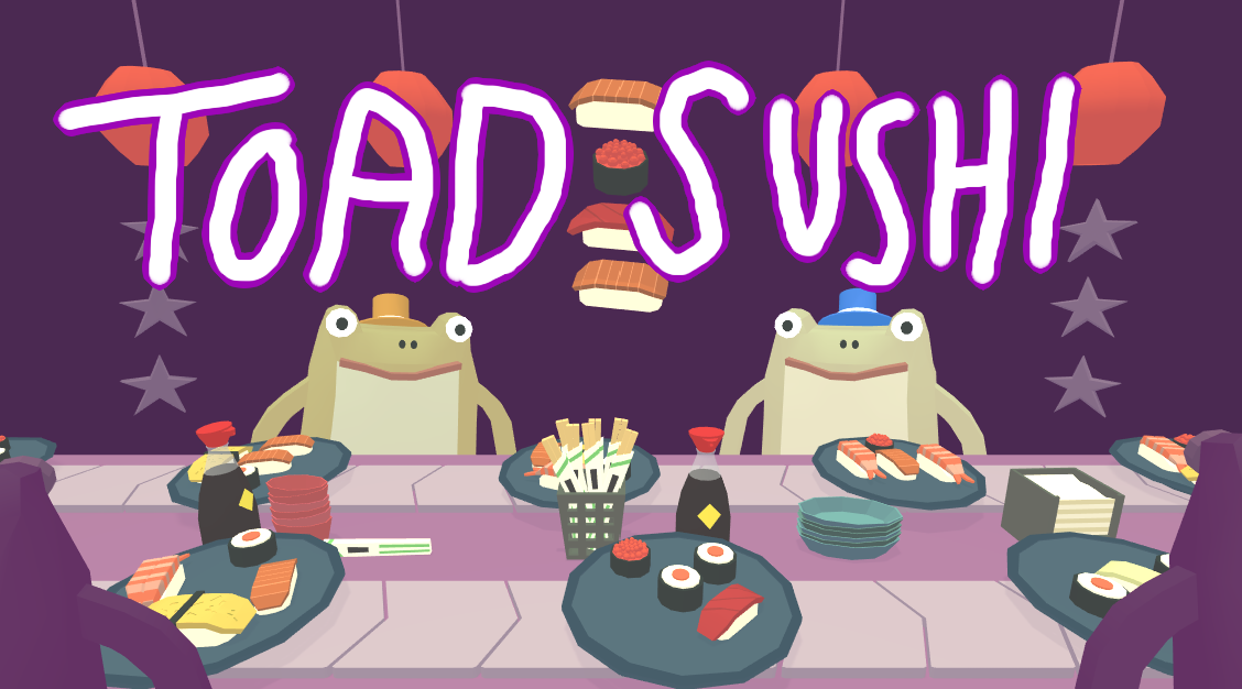 TOAD SUSHI