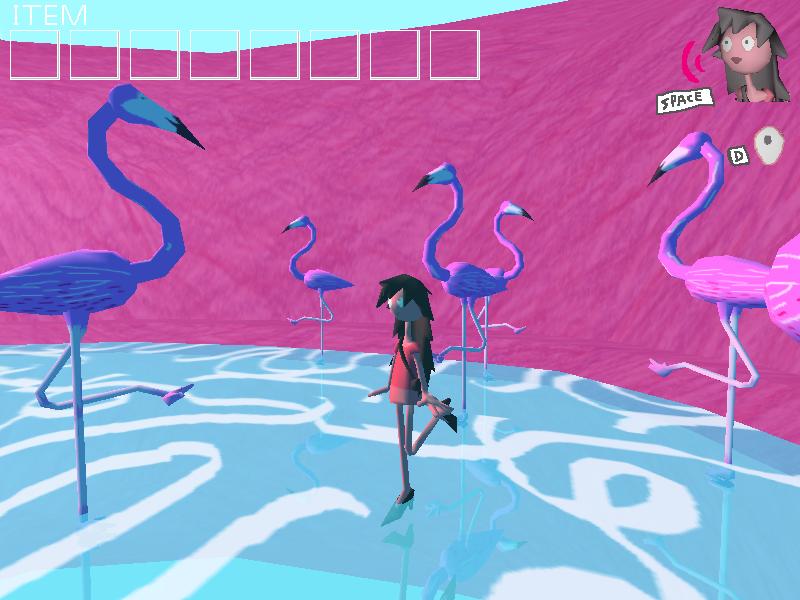 Flamingo Quest