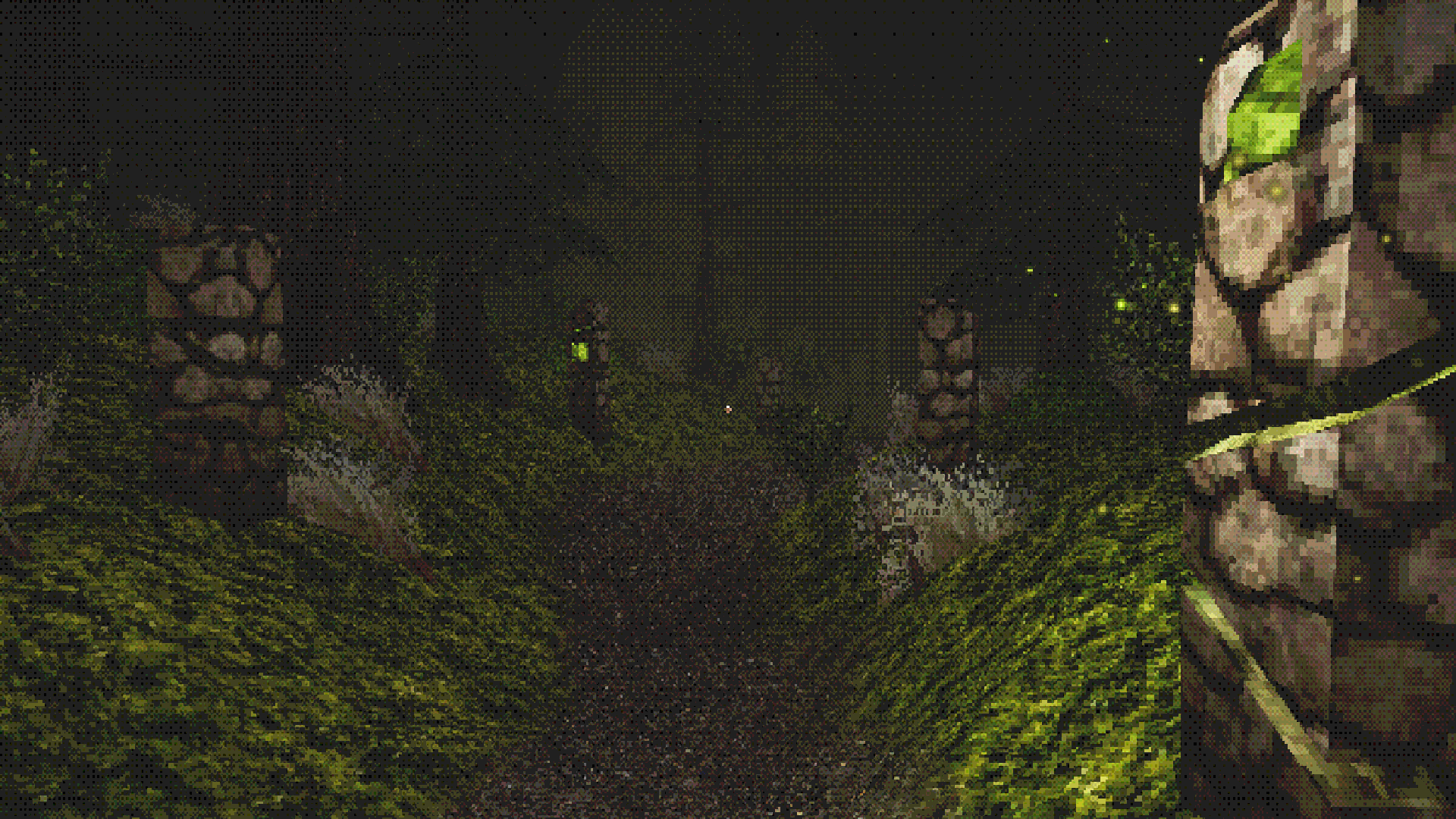 Haunted PS1 Demo Disc 2020