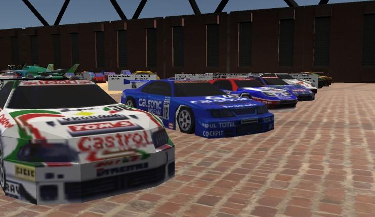 Auto Museum 64