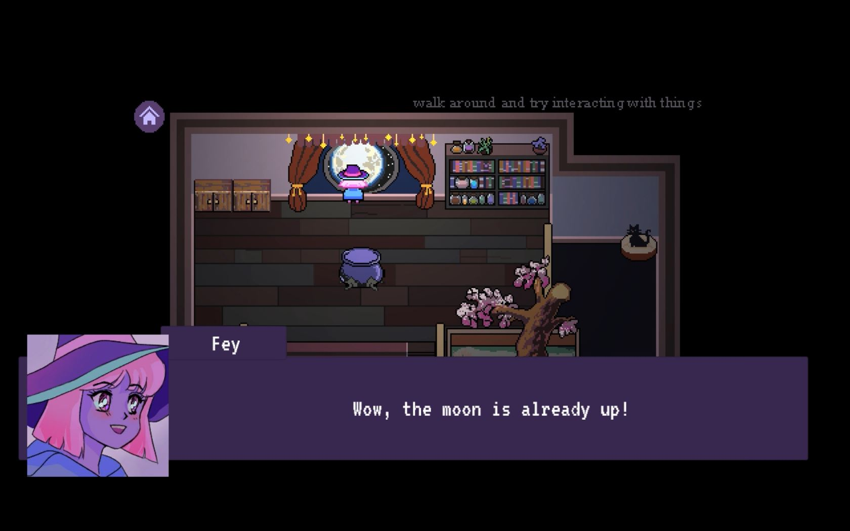 Fey the Potion Maker