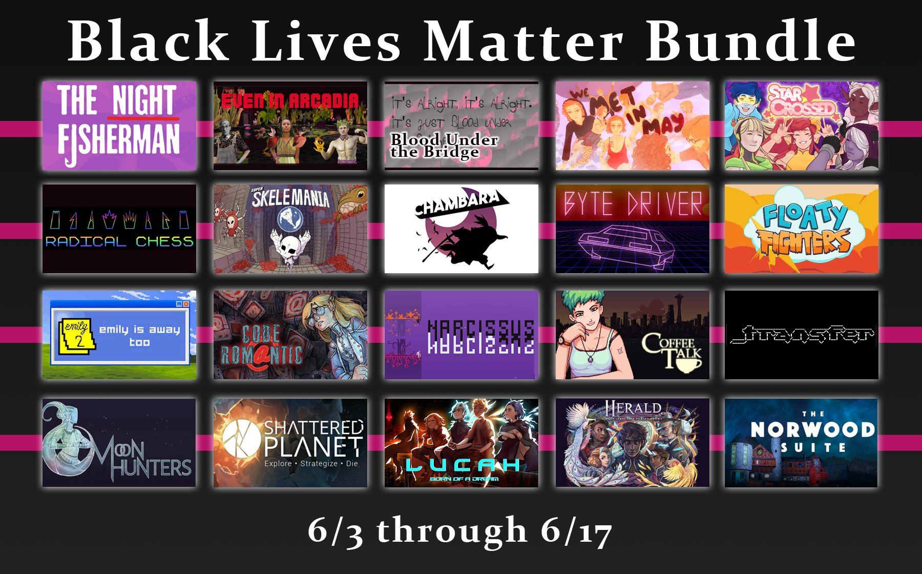 Black Lives Matter Support Bundle