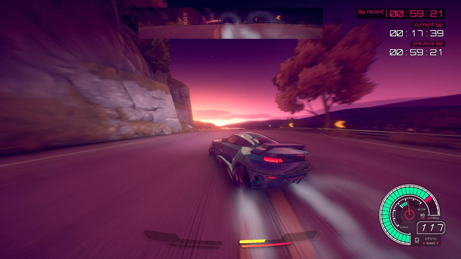 Inertial Drift: Sunset Prologue