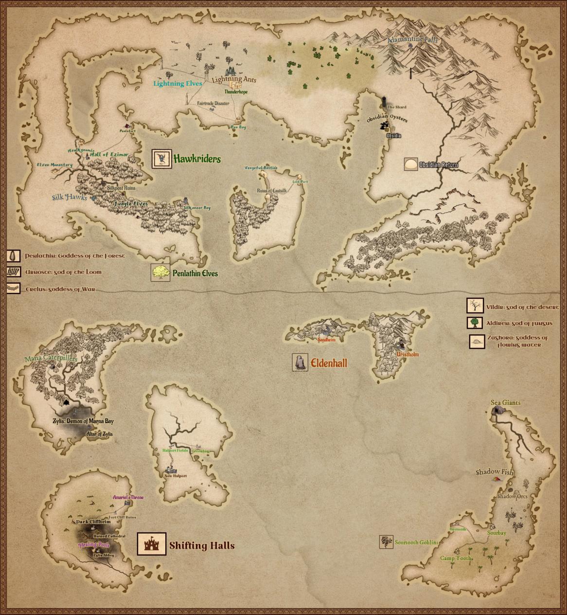 Mappa Imperium